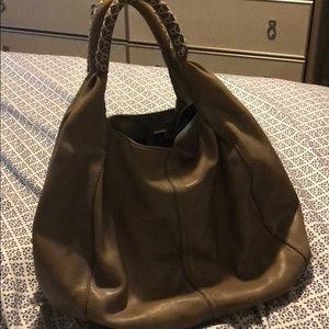 Authentic GIVENCHY LEATHER HOBO